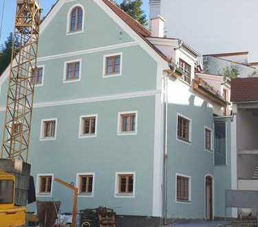 Erstbezug nach Sanierung: attraktive 4-Zimmer-Maisonette-Wohnung mit Balkon in Kaufering