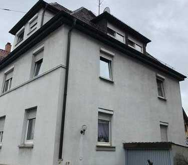 3 Familienhaus in zentraler und ruhiger Lage in Stgt-Obertürkheim