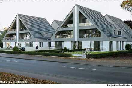 Villenquartier am Aasee Erstbezug : stilvolle 2-Zimmer-Erdgeschosswohnung