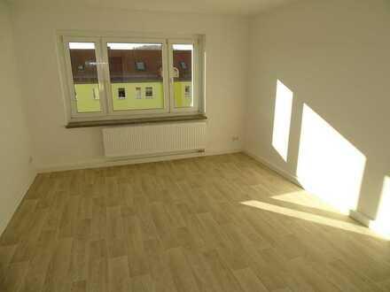 Erstbezug nach Renovierung! Geräumige 3-Raum-Wohnung im ländlichen Eppendorf
