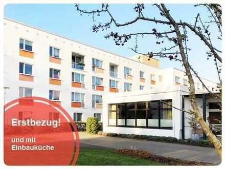 Altersgerechte und barrierefreie 2-Zimmer-Wohnung in Rostock-Groß-Klein