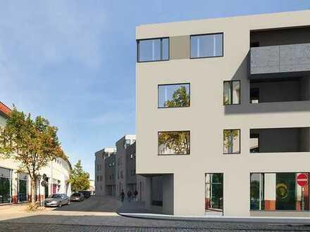 Gemütliche 1,5-Raum Wohnung mit Balkon