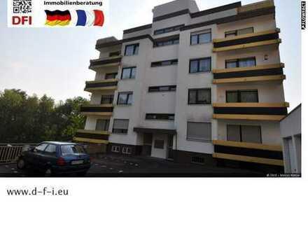 Etagenwohnung mit 2 Balkonen in Friedrichsthal