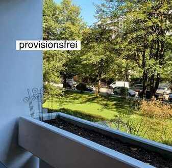 Modernisierte 1-Zimmer-Wohnung mit Balkon und EBK in München