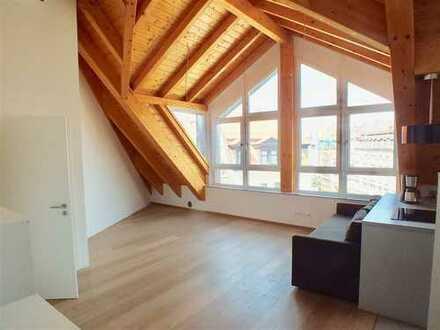 Büro oder Praxis im Dachgeschoss