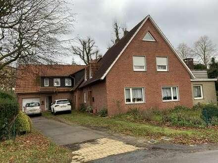 2-3 Parteienhaus in ruhiger Seitenstraße von Ganderkesee