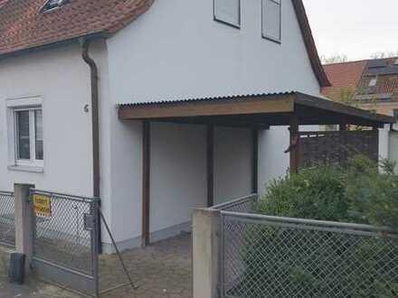 Schönes Haus mit fünf Zimmern in Schweinfurt, Oberndorf-Süd