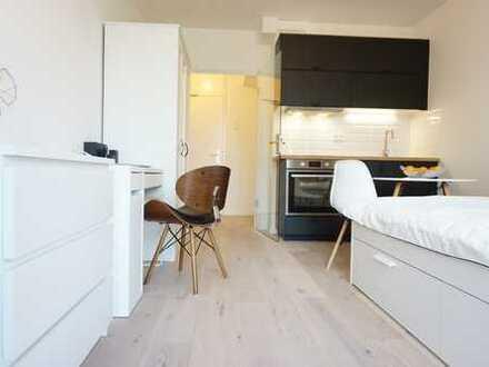1-Zimmer Wohnung: ~Bezugsbereit~Saniert~Möbliert~