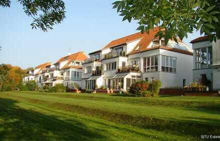 *** SITU Estate *** vermietete 3-Zimmer-Wohnung mit Balkon und Wintergarten