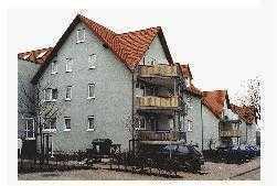 Sehr helle moderne 2 Zimmer-Wohnung mit Terrasse citynah im Grünen in Erfurt-Dittelstedt