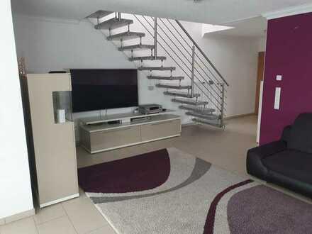 Traumhafte 4,5 Zi.-Maisonette-Wohnung mit Balkon + Dachterrasse sucht neue Eigentümer