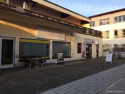 Zentrale Gewerbefläche für Einzelhandel oder Praxis in Dillingen