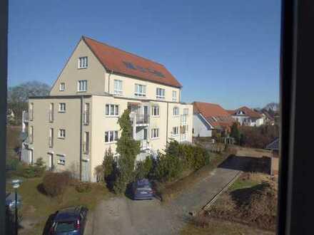 Freundliche 2-Zimmer-Wohnung mit Balkon in Strausberg
