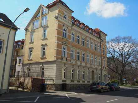Penthouse in renoviertem Gründerzeit-Wohnhaus