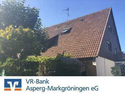 Perfekt für Singles oder als Kapitalanlage!  2-Zimmer-Dachgeschosswohnung