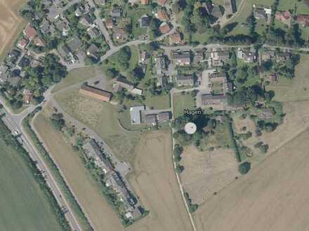 Naturnahes Wohngrundstück in Hagen-Haßley