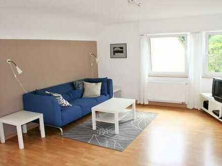 ab 3 Monate flexibel mietbar: möblierte 2-Zimmerwohnung mit Wlan, TV, Waschmaschine etc.