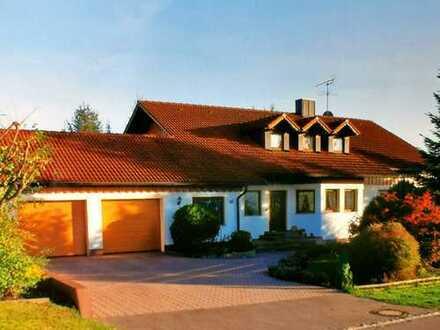 gepflegtes Einfamielienhaus am idyllischen Silbersee in Treffelstein