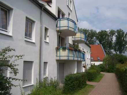 Vollständig renovierte 4-Raum-Wohnung mit Balkon in Dresden /Weißig