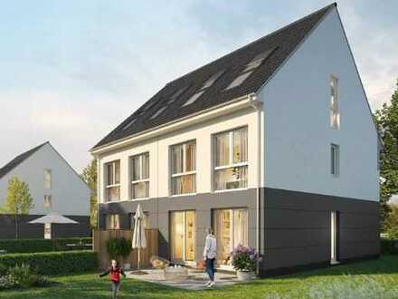 Erstbezug einer Doppelhaushälfte mit 206 m² Wohn/Nutzfläche in Stahnsdorf!