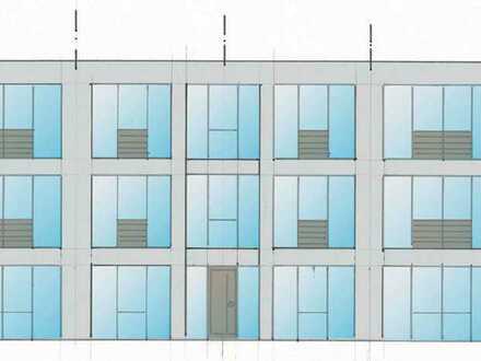 Büroflächen in Neubau * Gestaltung nach Mieterwunsch * Großer Parkplatz