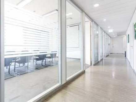 Moderne Büroatmosphere mit großzügigen Räumen (KA-Mühlburg)