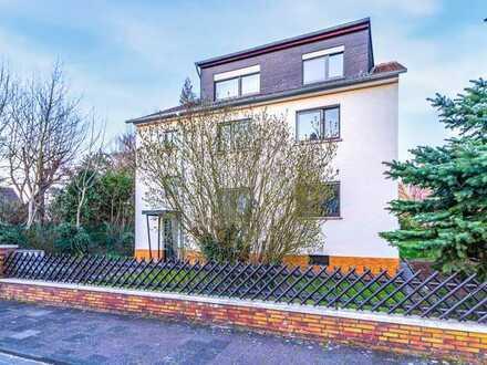 Mühlheim/Lämmerspiel: Helle 3 Zimmer-Wohnung mit Balkon in kleiner Wohneinheit und ruhiger Wohnlage