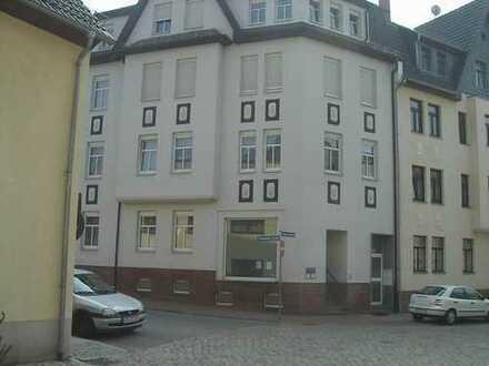 Kleiner Laden im Zentrum von Glauchau