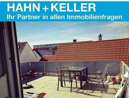 Im Herzen Aspergs! Attraktive Wohnung mit großer Dachterrasse!