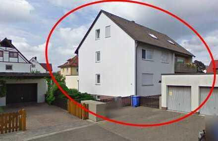 Attraktive 4-Zimmer-Wohnung mit Balkon in Nürnberg