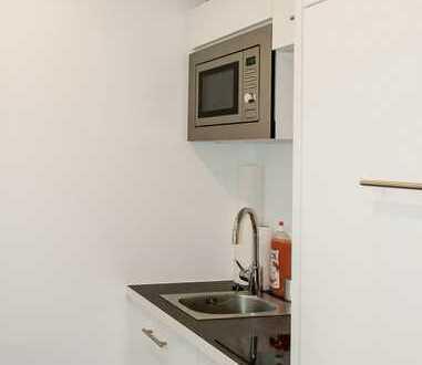 Schöne, neu renovierte 1 Zimmer Wohnung nahe BMW
