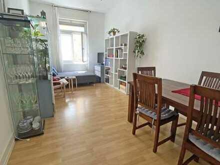 3888 - Gemütliche Altbauwohnung in ruhiger Hinterhauslage - Oststadt!