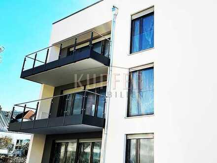 3-Zi-Neubauwohnung, Luxusausstattung, Südbalkon, perfekte Innenstadtlage!