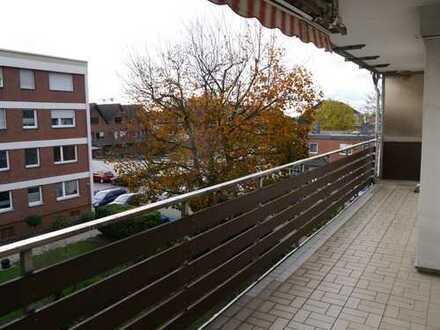 Helle 4-Zimmer-Wohnung mit großem Balkon