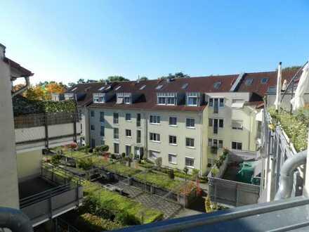Liblar ! vermietete 4-Zimmer-ETW, Terrasse zur Süd-West-Seite