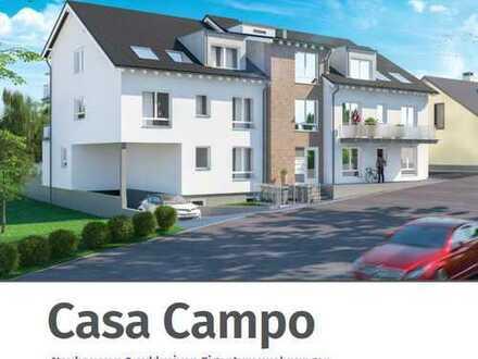 CASA CAMPO - Neubau von 9 exklusiven Eigentumswohnungen am Feldrand - Idylle pur in Frechen