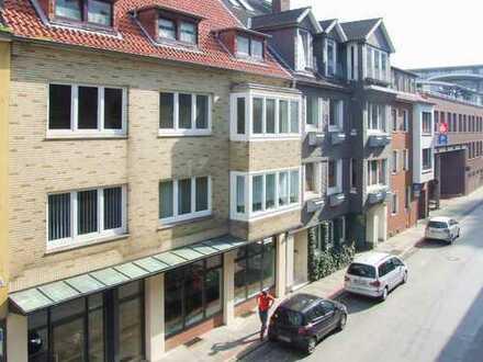 Perfekt zentral: reizvolle Wohnung mit Balkon