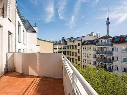 ***EXKLUSIVES LUXUSPENTHOUSE in bester Citylage***