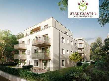 !!! BAUBEGINN Februar 2020 ~ Helle und gemütliche 3,5-Zimmer-Wohnung mit tollem Süd-West-Balkon