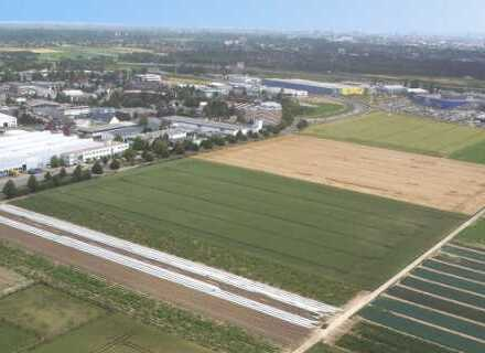 """BAUMÜLLER & CO."" - Top Lage / Nähe A67 - ca. 15.000 m² Grundstücksfläche"
