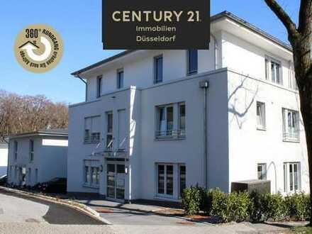 Neuwertig barrierefreie teilmöblierte Wohnung mit großzügigem Balkon!