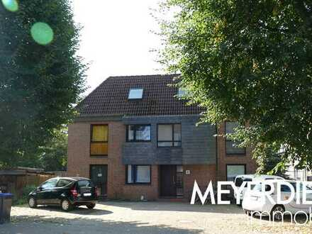 Kreyenbrück - Am Stübenhaus: 2-Zimmer-Wohnung mit großem Balkon in verkehrsgünstiger Lage