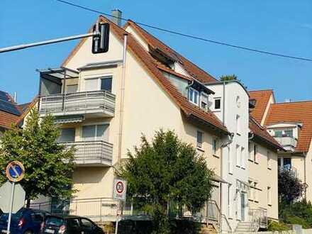 Helle 3-Zimmer Wohnung in Notzingen mit Tiefgarage, Garten und Terrasse! Auch gut als Kapitalanlage