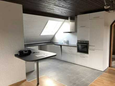 Exklusive 4,5-Zimmer-Wohnung mit EBK und Sauna in Mössingen-Talheim