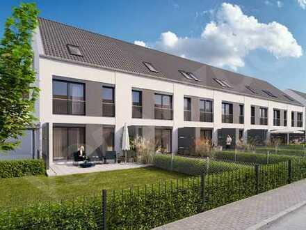 NEU: 10 bezahlbare Reihenhäuser in Boxdorf - KfW 55