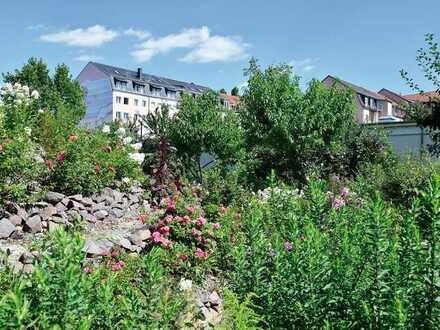 DD-Johannstadt - smartes Singelappartement mit Terrasse und Gartenanteil