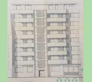 Frankenberger Viertel: Großzügige Büroräumlichkeiten - Optional Nutzungsänderung zu Wohnraum möglich