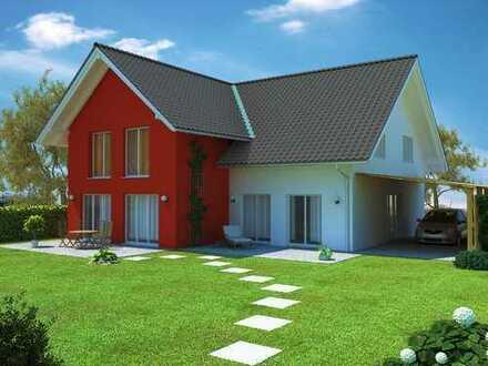 Zweifamilienhaus in Seenähe!