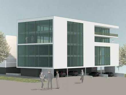 Neubauprojekt im Gewerbegebiet Eisental
