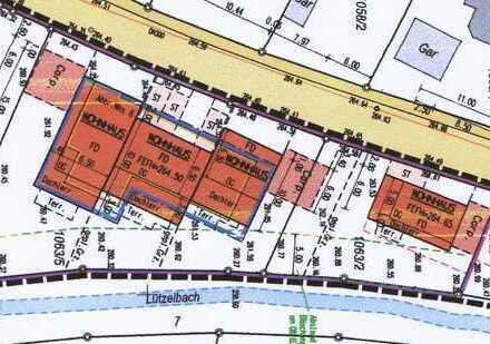 Großes 1812 qm Baugrundstück in Ortslage von Reichenbach – Ideal für Neubau oder Komplettsanierung